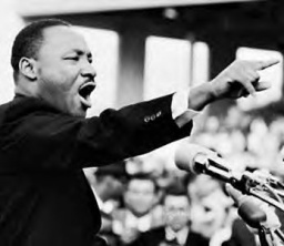 Martin Luther King I have a dream - obrázek